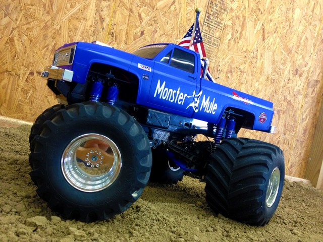 Tamiya Clodbuster