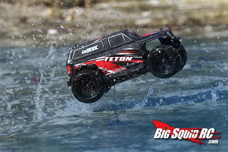 Latrax Teton Powered By Traxxas 171 Big Squid Rc Rc Car