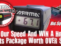 ARRMA Beat the Speed