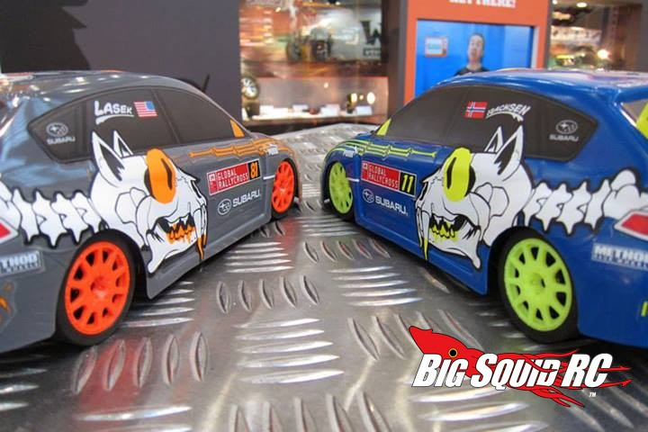 HPI Racing HPI Bucky Lasek and Sverre Isachsen Micro RS4 RTR