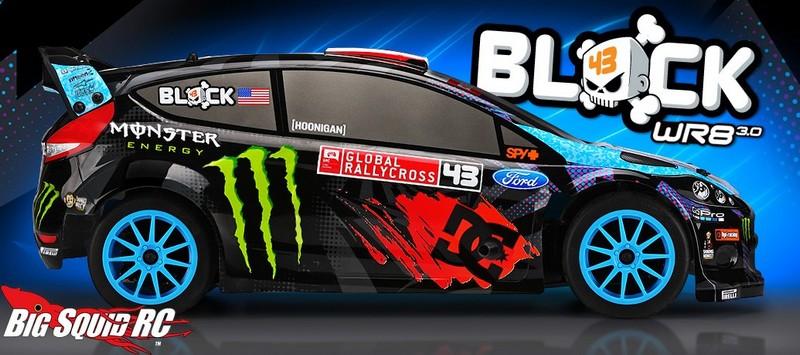 Hpi Ken Block Ford Fiesta Wr8 3 0 Nitro Rally Car 171 Big
