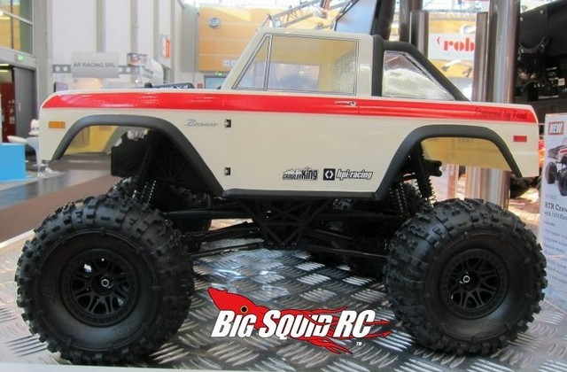 HPI Crawler King 1973 Ford Bronco RTR