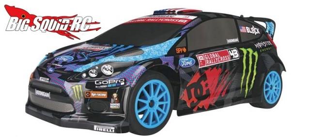 HPI Racing WR8 Flux Ken Block 2013 GRC Fiesta RTR