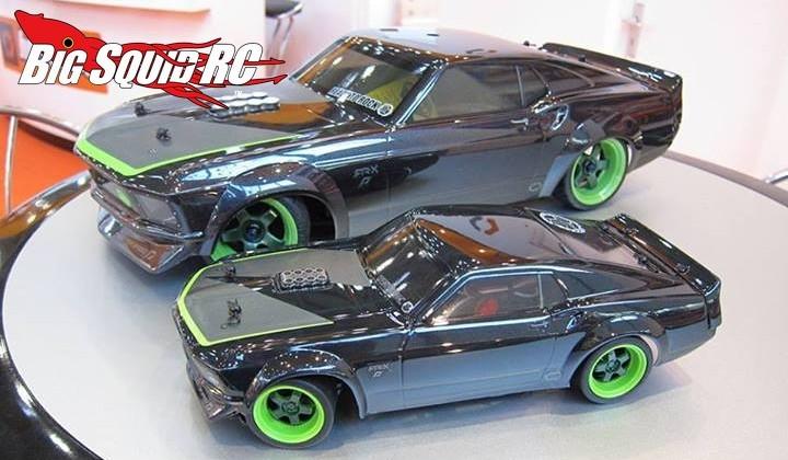 HPI Gittin Mustang RTR-X Micro RS4