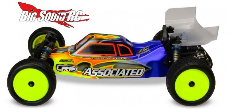 JConcepts Silencer RC10B5 Body
