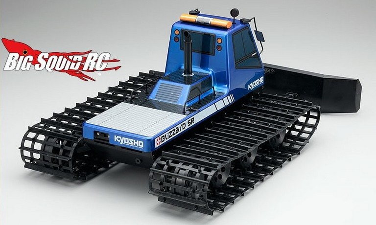 Kyosho Blizzard iReceiver