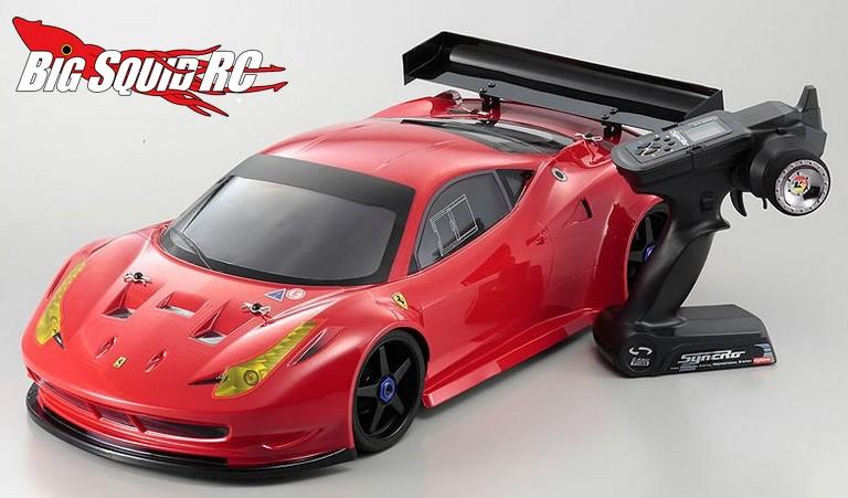 Kyosho Inferno Ferrari 458