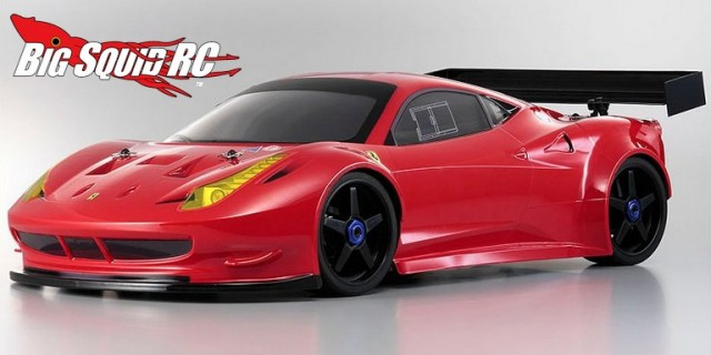 Kyosho Inferno GT2 VE Ferrari 458