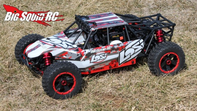 Losi Desert Buggy XL Review