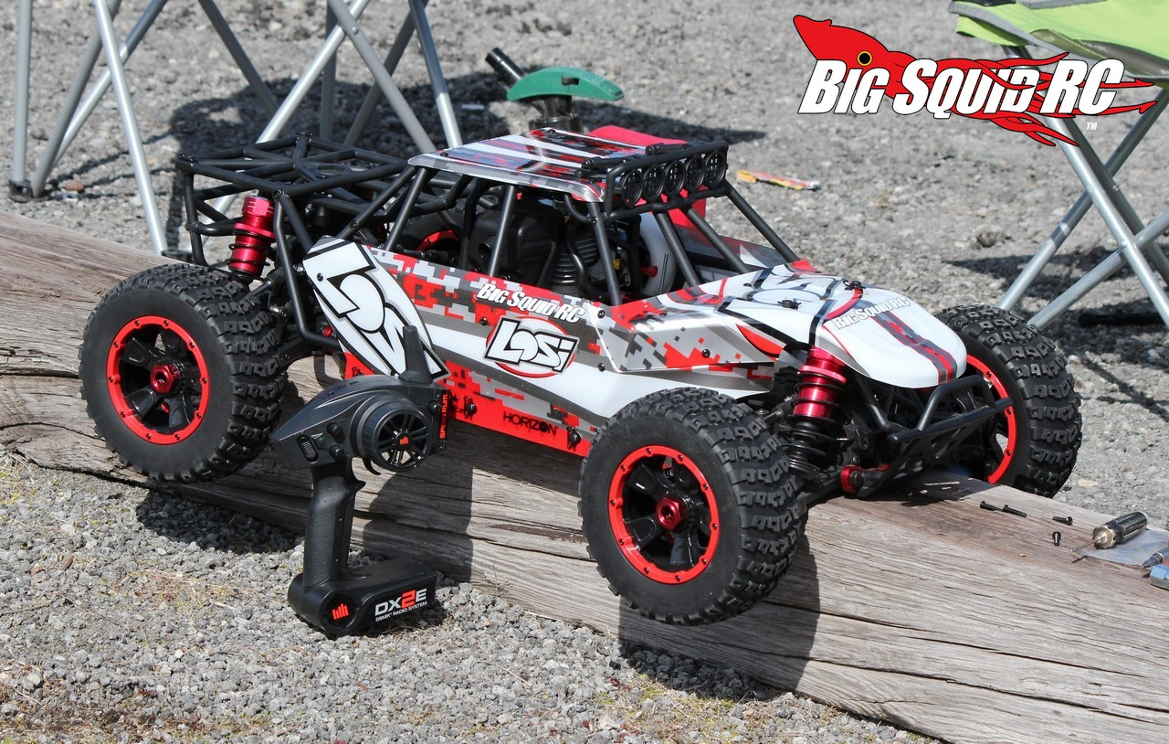 Review Losi 1 5th Desert Buggy Xl From Horizon Hobby