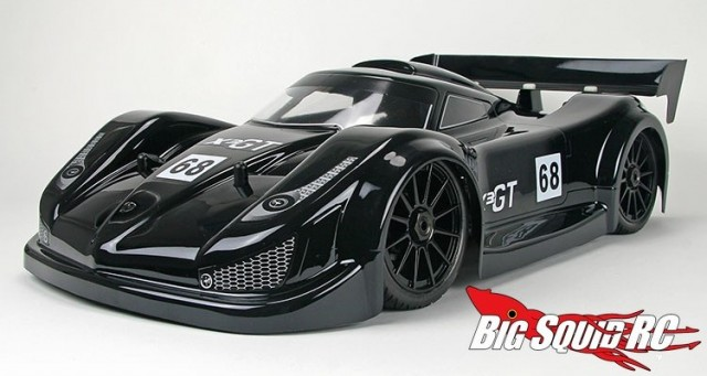 Ofna X3-GT 8th 4WD nitro car