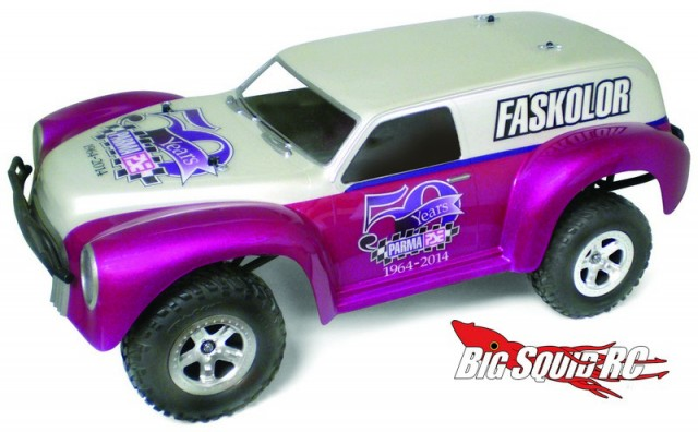 Speed Shop Delivery SCT Body 1242