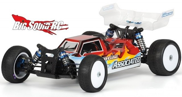 Pro-Line Phantom Clear Body Associated B44.2