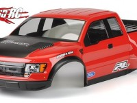 Pro-line True Scale Ford F-150 Raptor SVT Painted Cut Short Course Truck