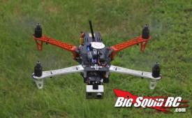 Quadcopter with FPV Setup