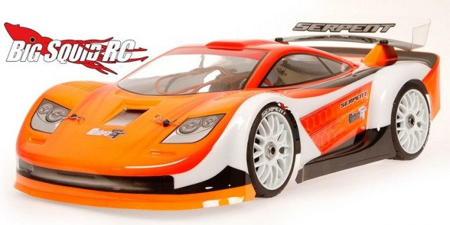 Serpent Cobra GT-E Ready To Race 1/8