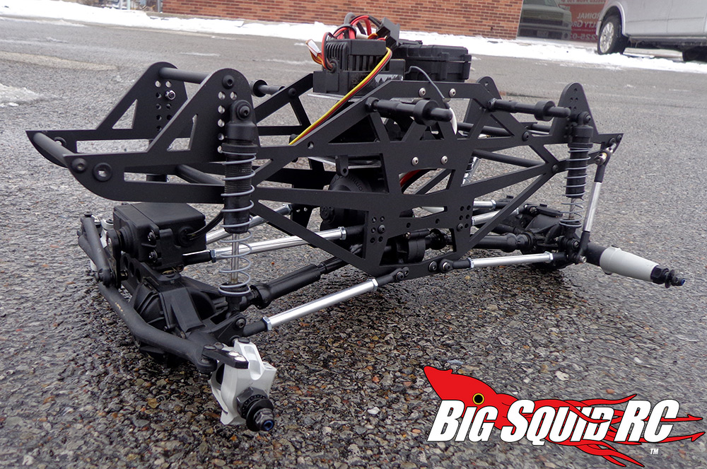 huge rc car monster truck with Axial Deadbolt Mega Truck Conversion Part 2 on Chi Town Rc Drift Challenge Round 2 Video as well Traxxas Rtr X Maxx Video besides Hsp Brontosaurus Off Road Truck as well Hpi Racing Blitz Flux moreover Watch.