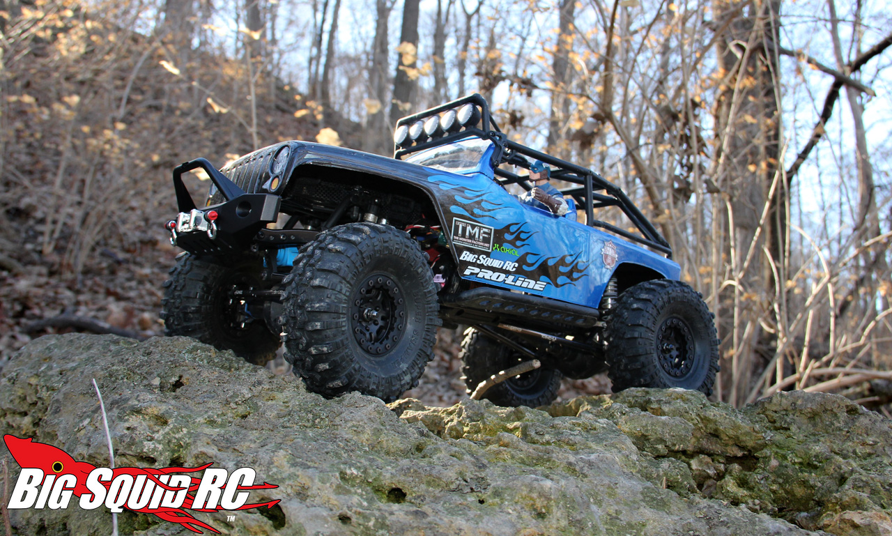 video axial rc