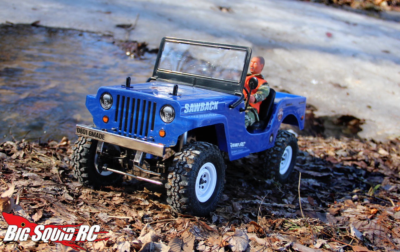 All Out Offroad >> Everybody's Scalin' For the Weekend – How Stella Got Her Sawback « Big Squid RC – RC Car and ...