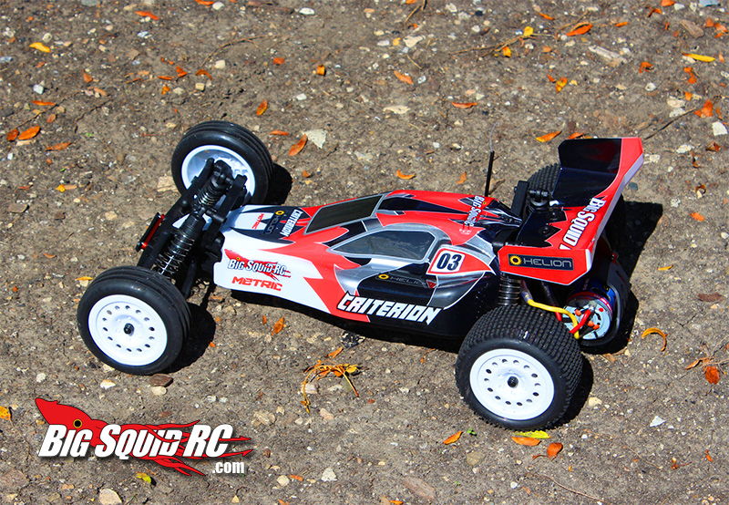 Review Helion Criterion 2wd Buggy 171 Big Squid Rc Rc