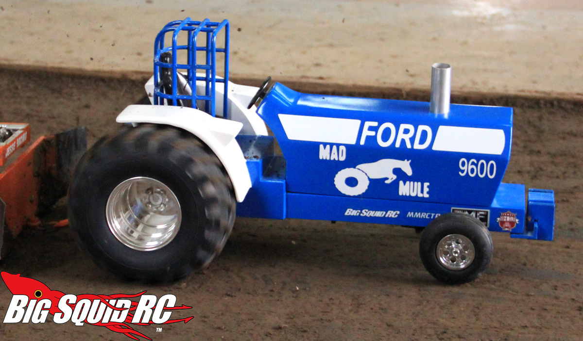 Rc Ford Pulling Tractor 171 Big Squid Rc Rc Car And Truck