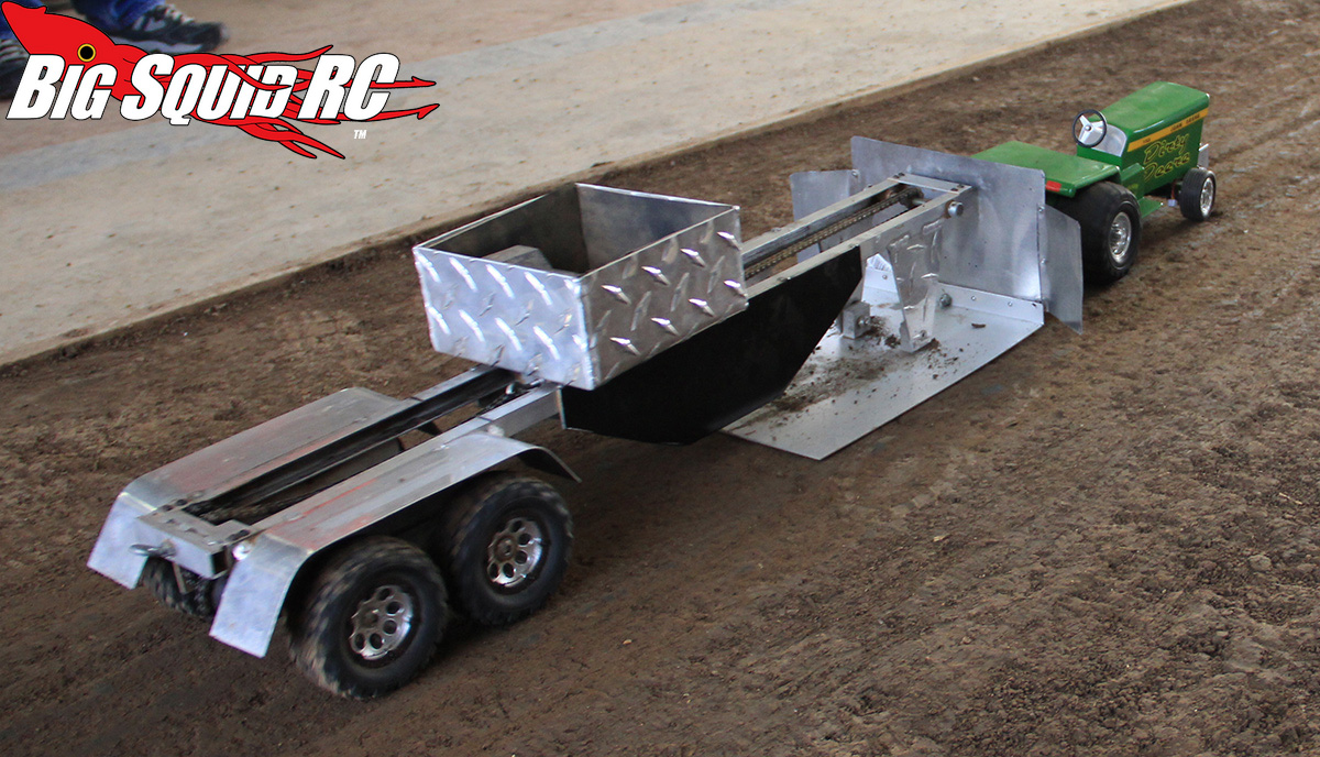 Event Coverage – MMRCTPA Truck & Tractor Pull in Sturgeon