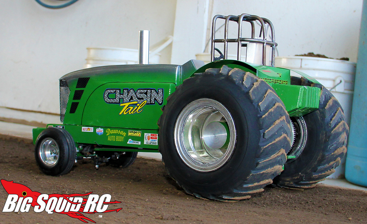 Rc John Deere Pulling Tractor 171 Big Squid Rc Rc Car And