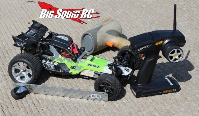 70 mph ARRMA Raider BLX Buggy