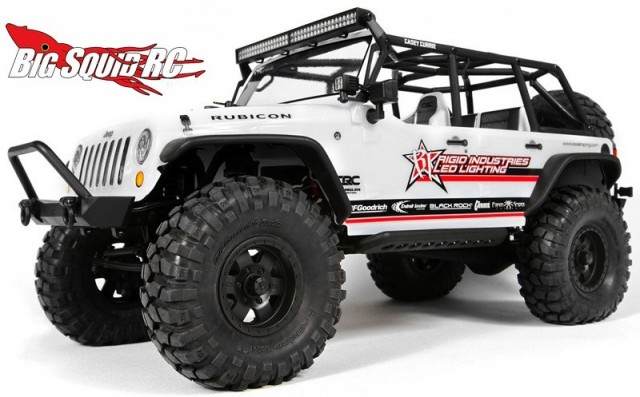 Axial Jeep C/R Edition SCX10
