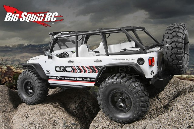 Axial Jeep C/R Edition SCX10