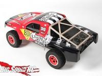 Basher Nitro Circus 4x4 Short Course Truck