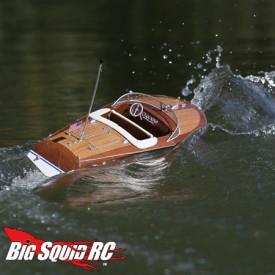 Boat turn 1
