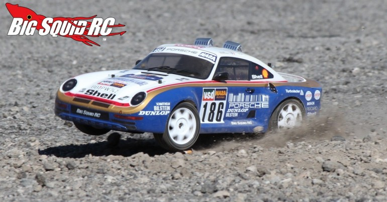 Carisma Porsche 959 Review
