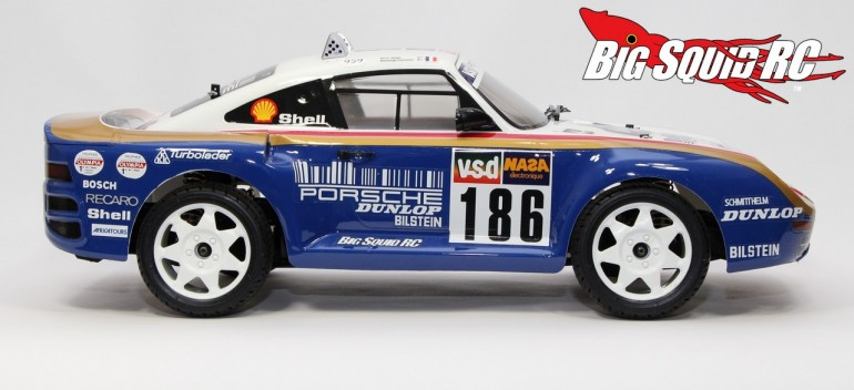 Unboxing Carisma Porsche 959 Rally