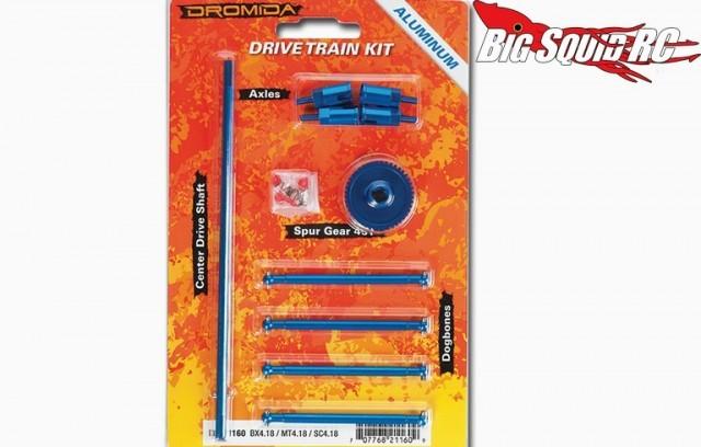 Dromida Aluminum Drivetrain Kit