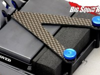 Exotek Carbon Fiber B5M Battery Strap