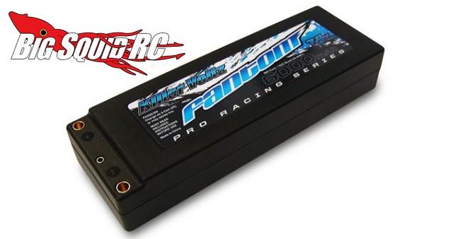 Fantom LiPo Battery