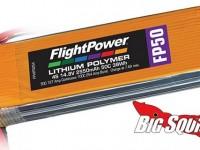 FlightPower FP Series LiPo Batteries