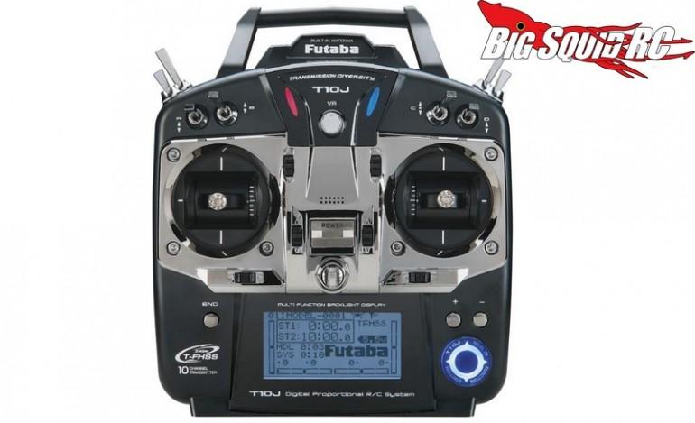 Futaba 10JA Radio