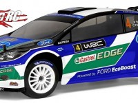HPI 2012 FIESTA RS WRC FORD WRT PAINTED BODY