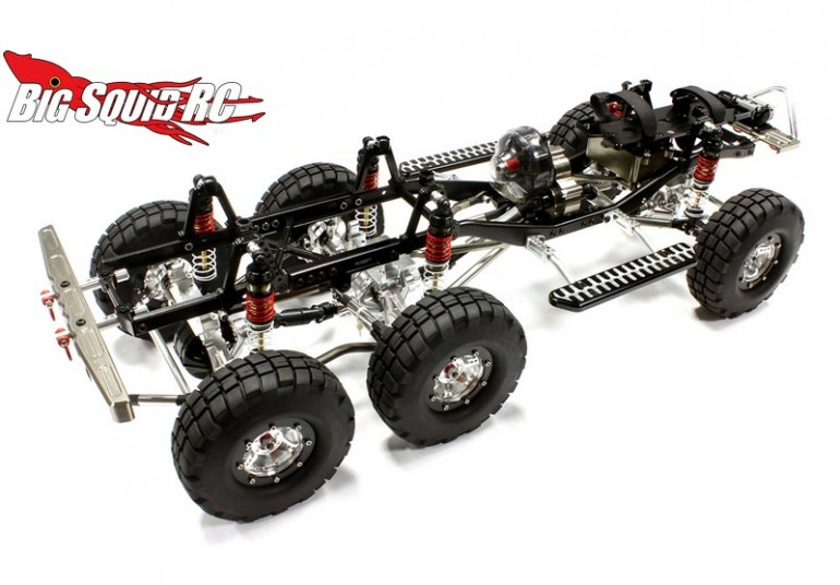 Integy Trail Roller 6X6 AWS ARTR