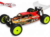 JConcepts Silencer TLR 22-4 Body