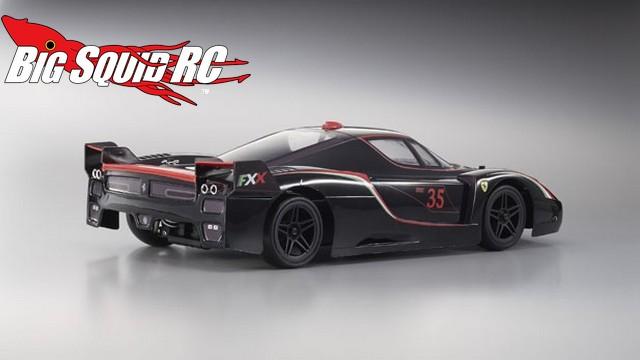 Kyosho FAZER Ferrari FXX Evoluzione