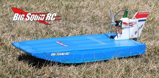 Model Aero Drifter Air Boat