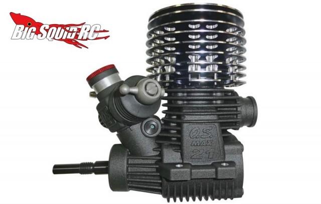 O.S. Engine Speed R2101
