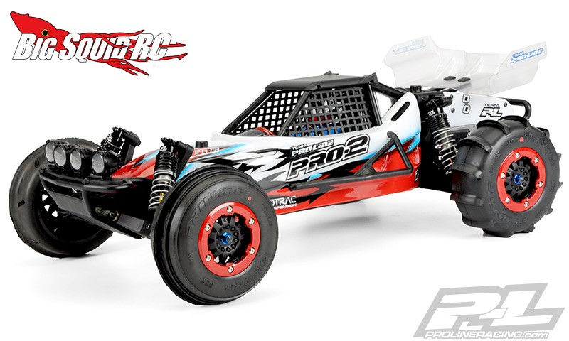 Can Light Conversion Kit >> Pro-Line PRO-2 Performance Buggy Conversion Kit « Big Squid RC – RC Car and Truck News, Reviews ...