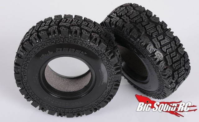 "RC4WD Dick Cepek Fun Country 1.9"" Scale Tires"