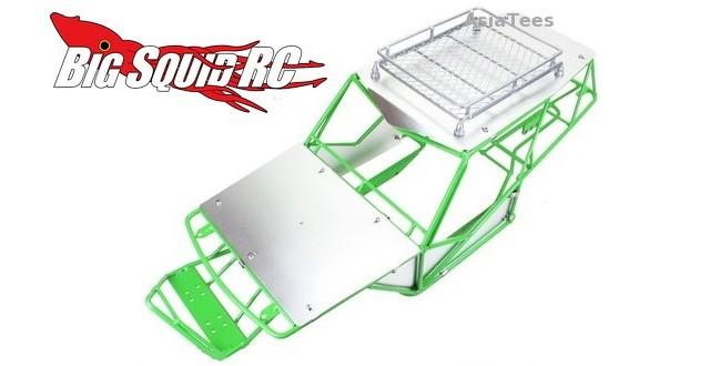 TopCad Cage Axial Wraith
