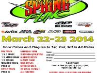 a main speedway spring fling 2014 event