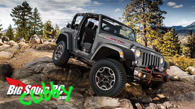 Jeep Buys Axial